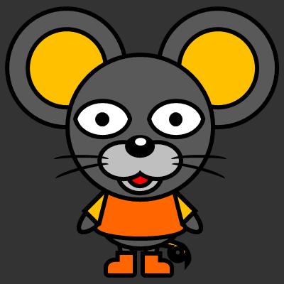 かわいいネズミのアイコン(7)画像2