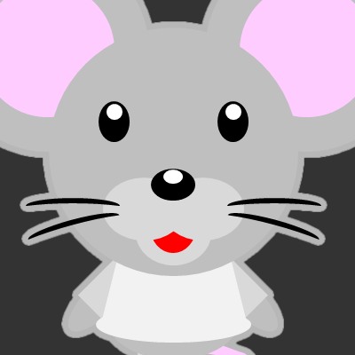かわいいネズミのアイコン(9)画像2