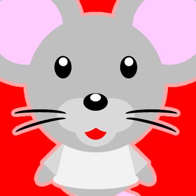 かわいいネズミのアイコン(9)画像3