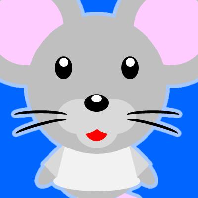 かわいいネズミのアイコン(9)画像4
