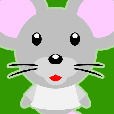 かわいいネズミのアイコン(9)画像6