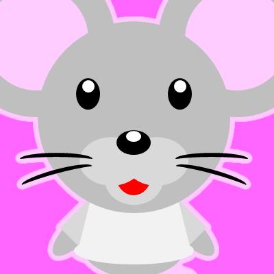 かわいいネズミのアイコン(9)画像8