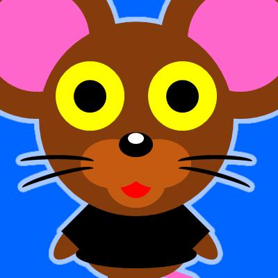 かわいいネズミのアイコン(10)画像4