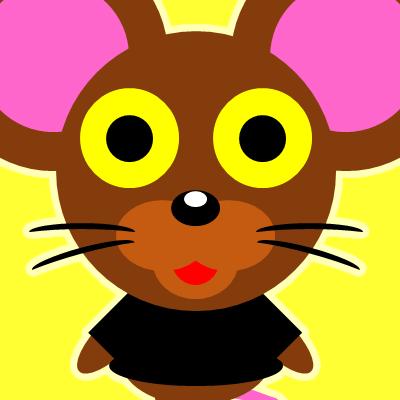 かわいいネズミのアイコン(10)画像5