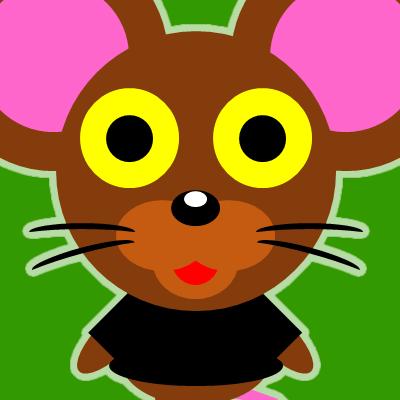 かわいいネズミのアイコン(10)画像6