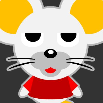 かわいいネズミのアイコン(11)画像2