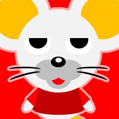 かわいいネズミのアイコン(11)画像3