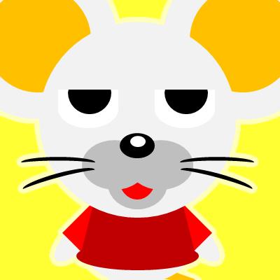 かわいいネズミのアイコン(11)画像5