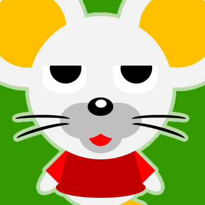 かわいいネズミのアイコン(11)画像6