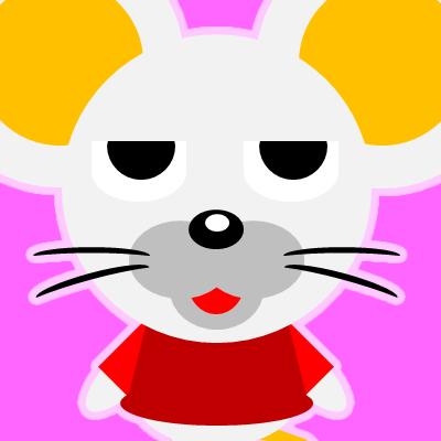かわいいネズミのアイコン(11)画像8