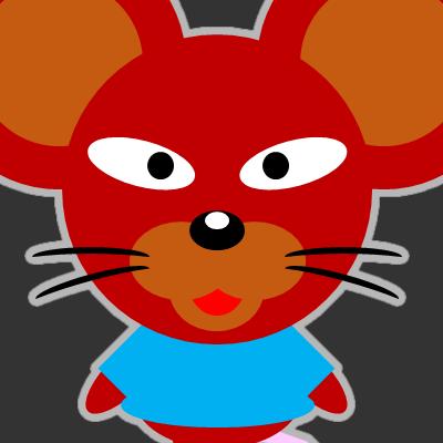 かわいいネズミのアイコン(12)画像2