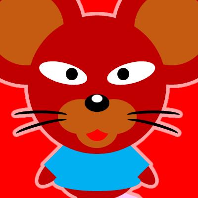 かわいいネズミのアイコン(12)画像3