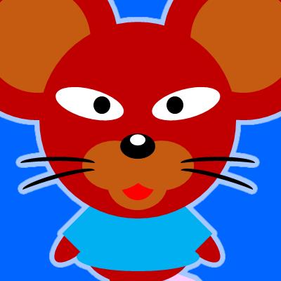 かわいいネズミのアイコン(12)画像4