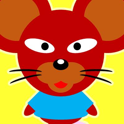 かわいいネズミのアイコン(12)画像5