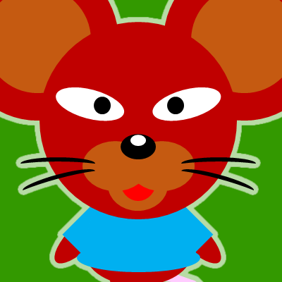 かわいいネズミのアイコン(12)画像6