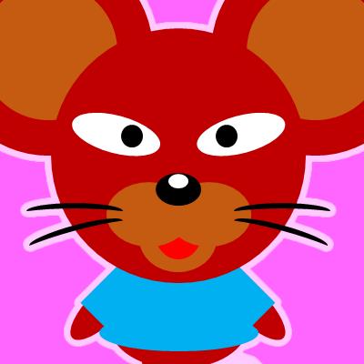 かわいいネズミのアイコン(12)画像8