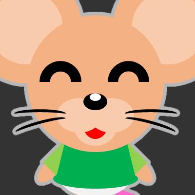 かわいいネズミのアイコン(14)画像2