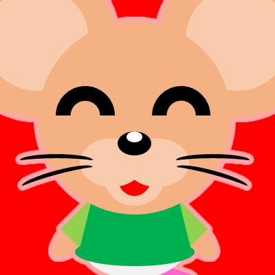 かわいいネズミのアイコン(14)画像3