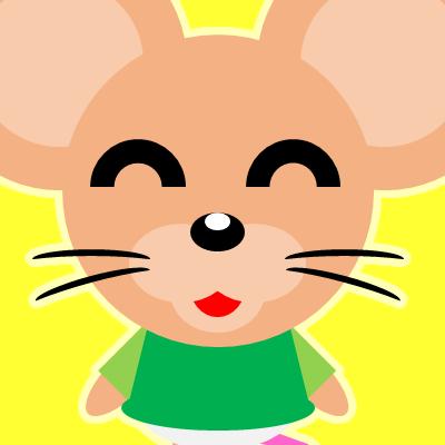 かわいいネズミのアイコン(14)画像5