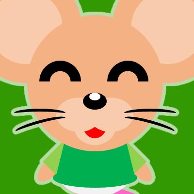 かわいいネズミのアイコン(14)画像6