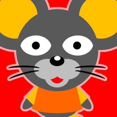 かわいいネズミのアイコン(15)画像3