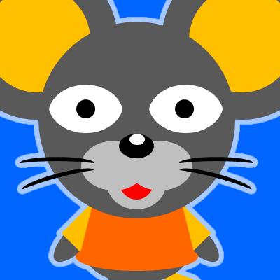 かわいいネズミのアイコン(15)画像4