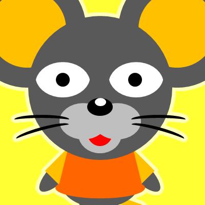 かわいいネズミのアイコン(15)画像5