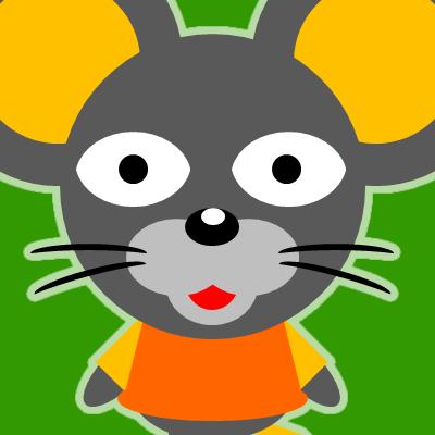 かわいいネズミのアイコン(15)画像6