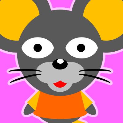 かわいいネズミのアイコン(15)画像8