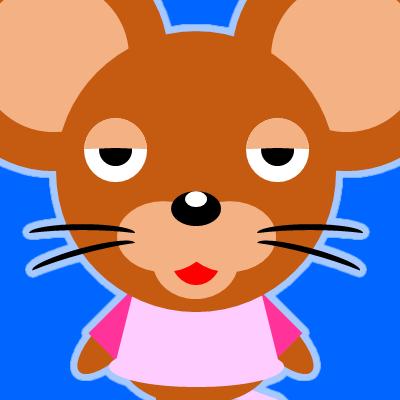 かわいいネズミのアイコン(16)画像4