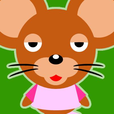 かわいいネズミのアイコン(16)画像6