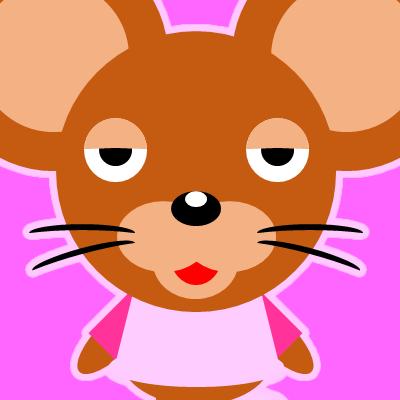 かわいいネズミのアイコン(16)画像8