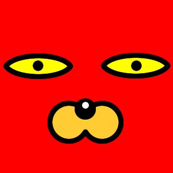 ネコの顔のアップのアイコン(4)画像3