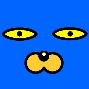 ネコの顔のアップのアイコン(4)画像4