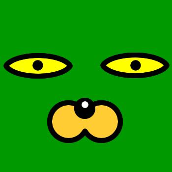ネコの顔のアップのアイコン(4)画像6