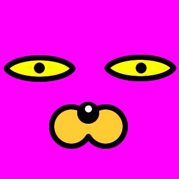 ネコの顔のアップのアイコン(4)画像8