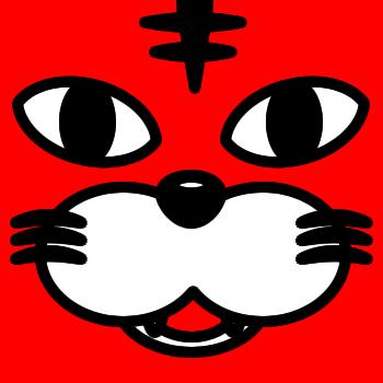 ネコの顔のアップのアイコン(5)画像3