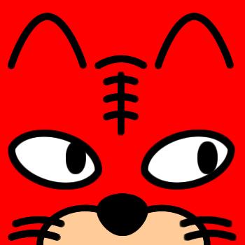 ネコの顔のアップのアイコン(6)画像3