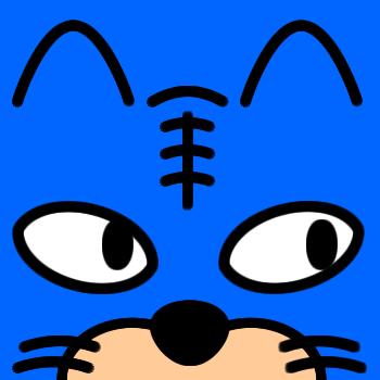 ネコの顔のアップのアイコン(6)画像4