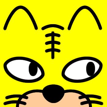 ネコの顔のアップのアイコン(6)画像5