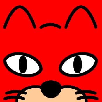 ネコの顔のアップのアイコン(7)画像3