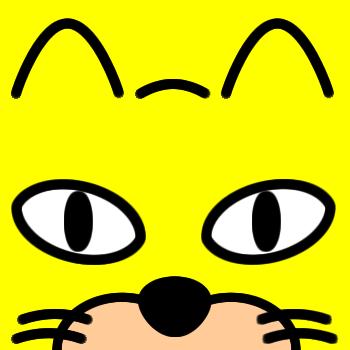 ネコの顔のアップのアイコン(7)画像5