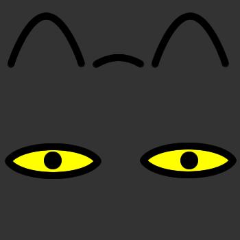 ネコの顔のアップのアイコン(8)画像2