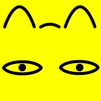 ネコの顔のアップのアイコン(8)画像5