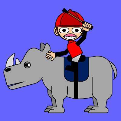 サイの乗る騎手のアイコン(3)画像4