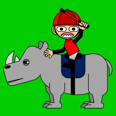 サイの乗る騎手のアイコン(3)画像6
