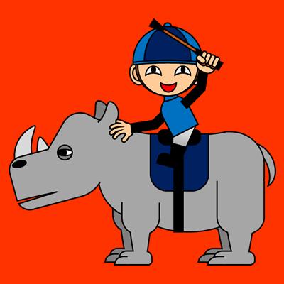 サイの乗る騎手のアイコン(4)画像3