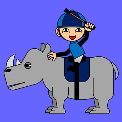 サイの乗る騎手のアイコン(4)画像4