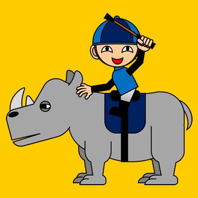サイの乗る騎手のアイコン(4)画像7