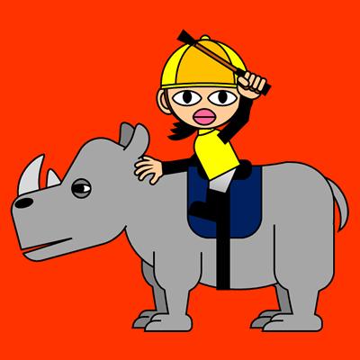 サイの乗る騎手のアイコン(5)画像3